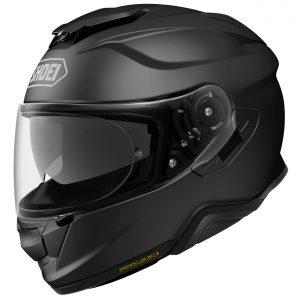 Shoei GT Air 2 Motorcycle Helmet Plain Matt Black