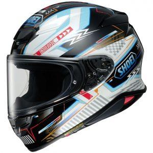 Shoei NXR2 Motorcycle Helmet Arcane TC10
