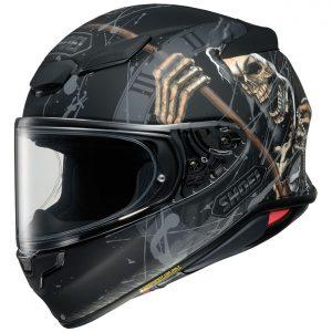 Shoei NXR2 Motorcycle Helmet Faust TC5